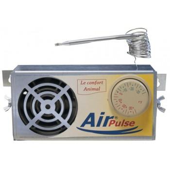 Air Pulse : Chauffage pour...